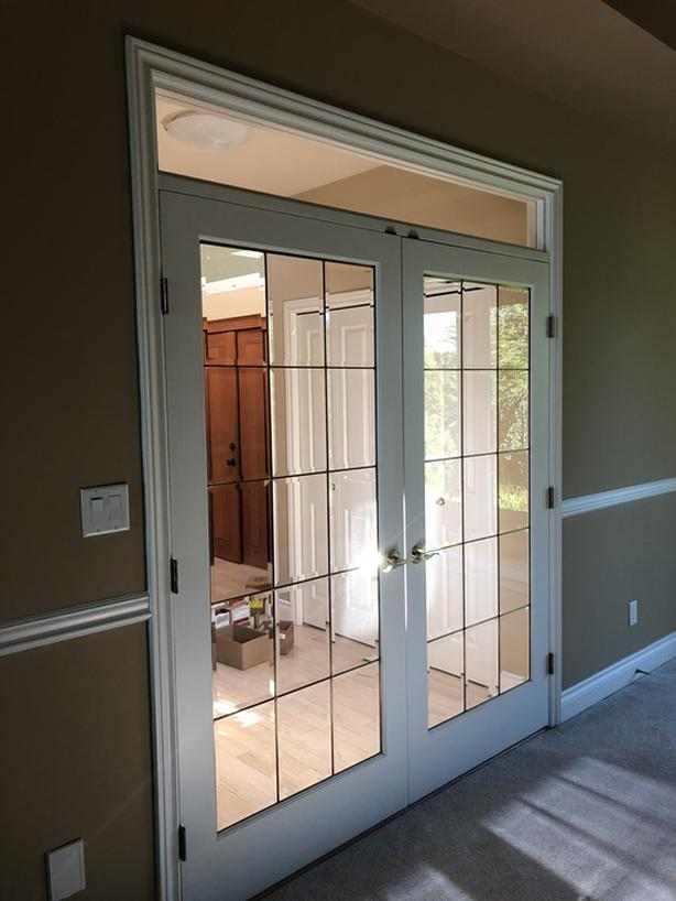 Large Interior French Doors
