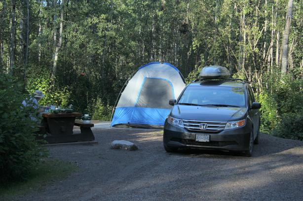 & Honda Tent Burnaby (incl. New Westminster) Vancouver
