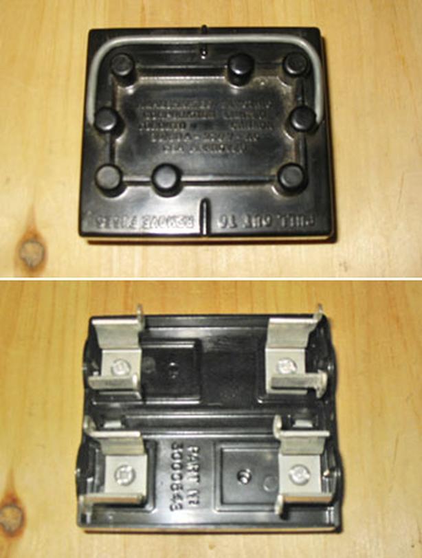 AEC 30/60 Amp, 120/240 Volt Fuse Cartridge Holder (Part No: 3000546) ~ Rare!