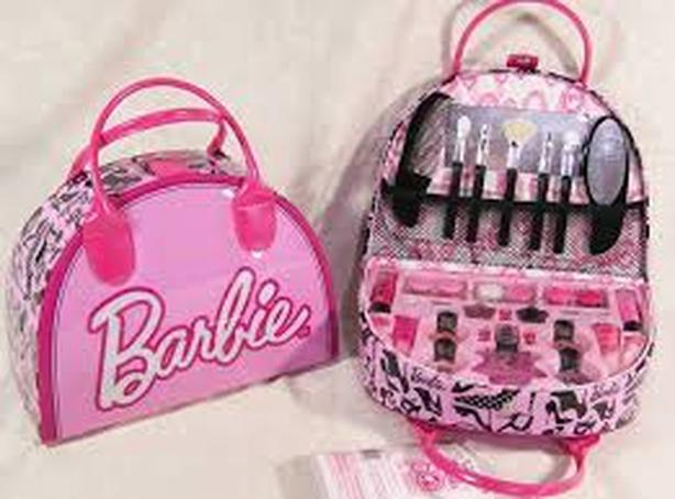 Barbie Makeup Case