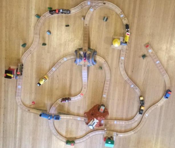 Thomas & Friends Pre-Assembled Sets for Sale!