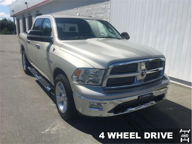 2010 Dodge Ram 1500 SLT Crew Cab 4WD  - Running Boards