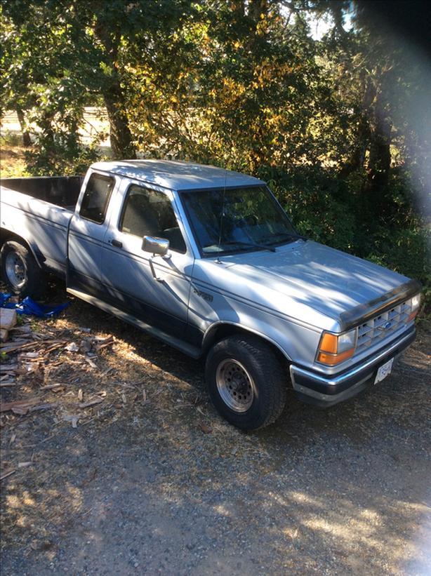91 Ford Ranger Xlt 4x4 Saanich  Victoria