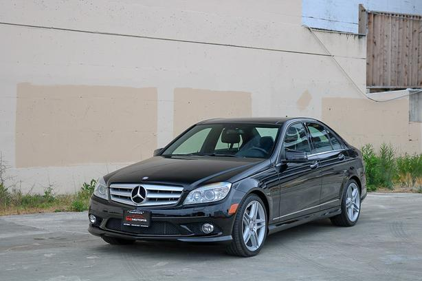 2010 Mercedes-Benz C350 4matic - ON SALE! - NO ACCIDENTS!