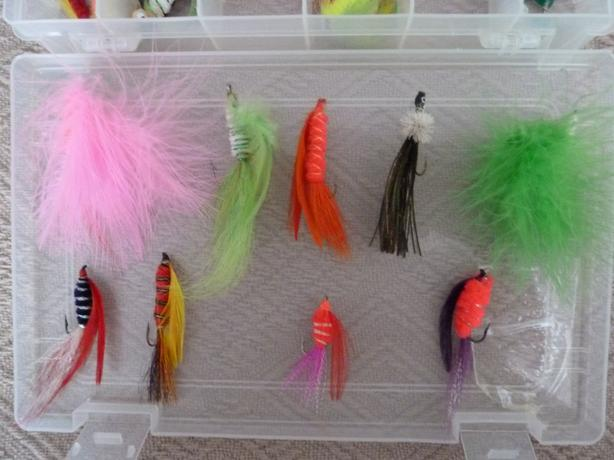 Homemade lures for sale