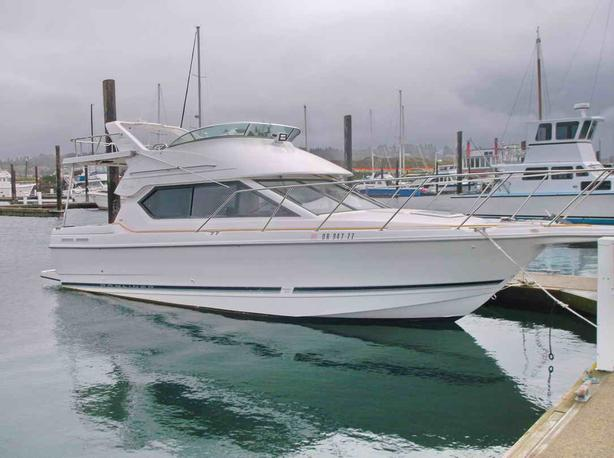 Bayliner 2858 Charter, Sport Cruiser For Sale - Morning Mist