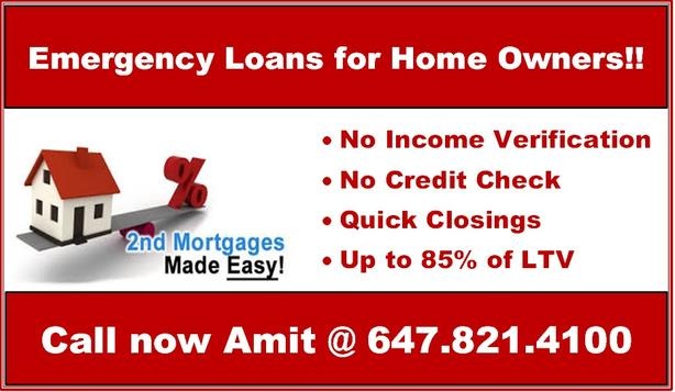 **Fast & Quick Approval 2nd Mortgage**