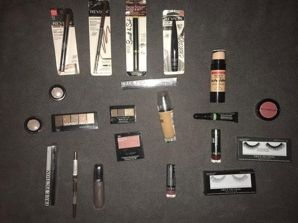 brand new makeup lot