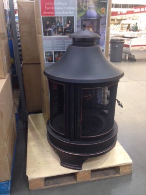 New in box outdoor fire pit from Costco West Shore ... on Costco Outdoor Fire id=95421