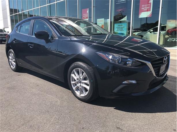 2016 Mazda Mazda3 Sport GS Local B.C.