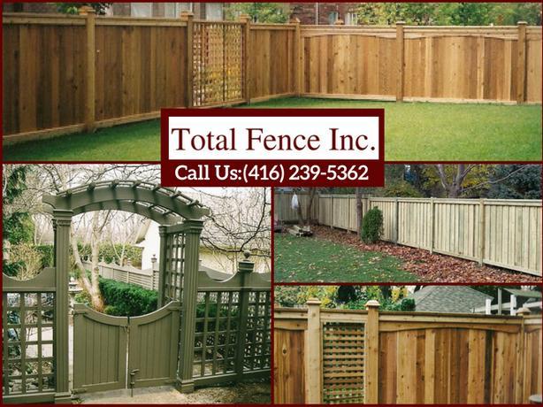 Best Fence Builders Toronto
