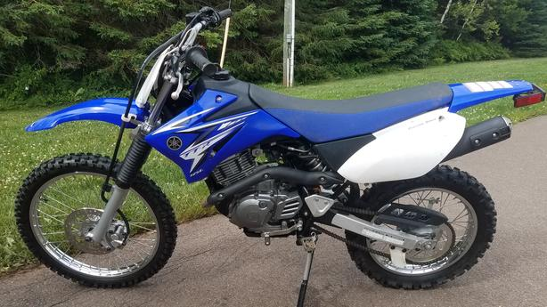 Astonishing 2010 Yamaha Ttr 125 Le Excellent Condition Cornwall Pei Dailytribune Chair Design For Home Dailytribuneorg