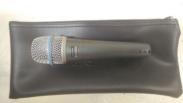 Microphone - Shurs Beta 57