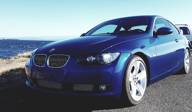 335i coupe 2007