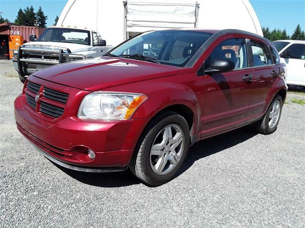 2007 Dodge Caliber SXT With Only 152k Km, Like New Leather Interior!