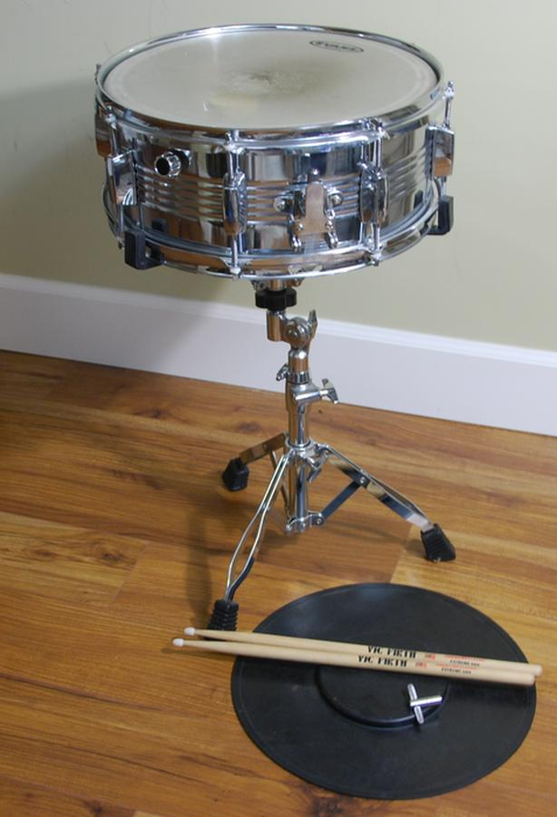 STUDENT SNARE DRUM SET