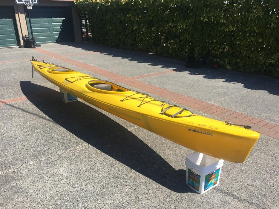$750 · Necky Amaruk Tandem Kayak with Rudder