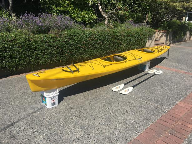  Log In needed $750 · Necky Amaruk Tandem Kayak with Rudder