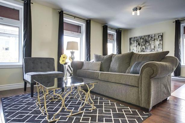 Fully furnished 1 bedroom apartment at 280 Laurier Ave E Ottawa