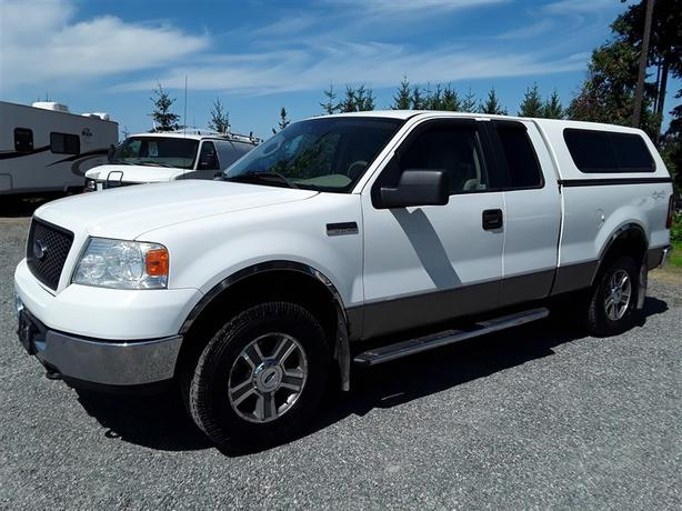 2005 Ford F150, 8 Cyl With 235k Km, Like New Interior! Comes With