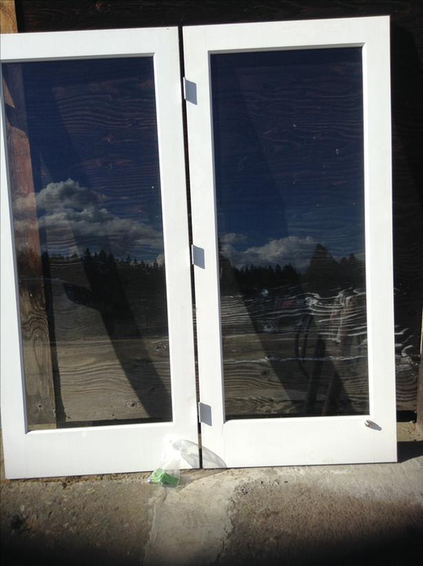 Indoor French Doors New Cowichan Bay Cowichan