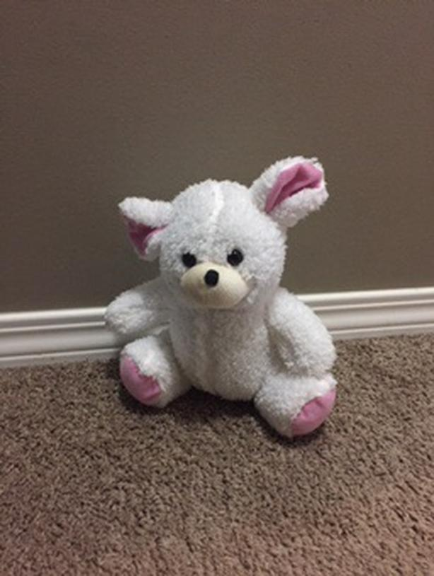 White Bear Stuffie