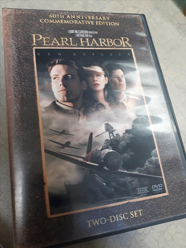 Pearl Harbor 2Disc Set DVD (60th Anniversary Commemorative Edition/Bilingual)