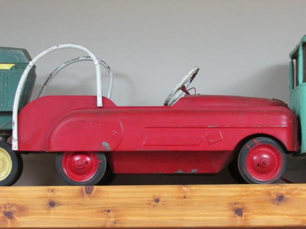 1950's BMC Pedal Car 1 only