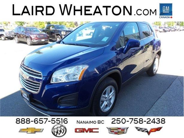 2016 Chevrolet Trax LT AWD, Back-Up Camera