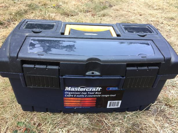 Mastercraft Tool Box West Shore Langford Colwood Metchosin