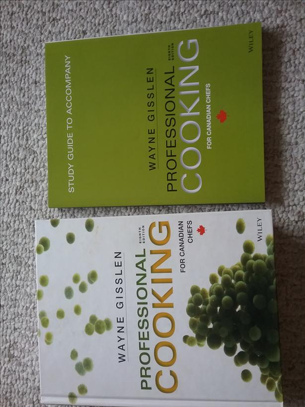 study guide to accompany professional cooking for canadian chefs study guide