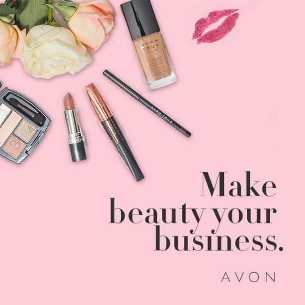 Be Your Own Boss With AVON