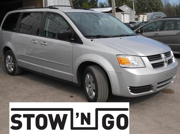 Certified 2010 Dodge Grand Caravan SE Stow N Go 613-822-7826