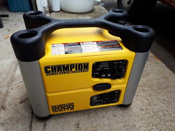 2000 watt Champion Inverter South East, Calgary