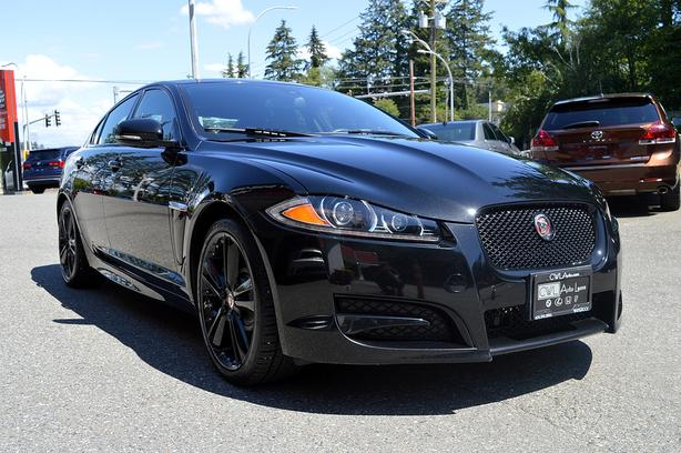 2015 Jaguar XF 3.0L V6 AWD - Zero Accidents