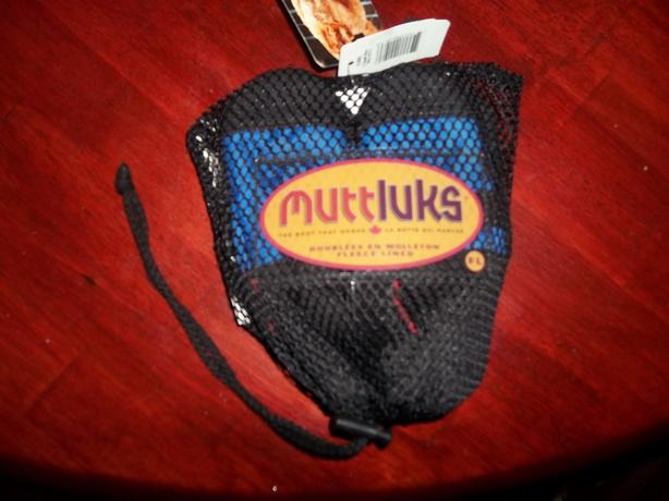 Muttluks Boots for Dogs X-Small