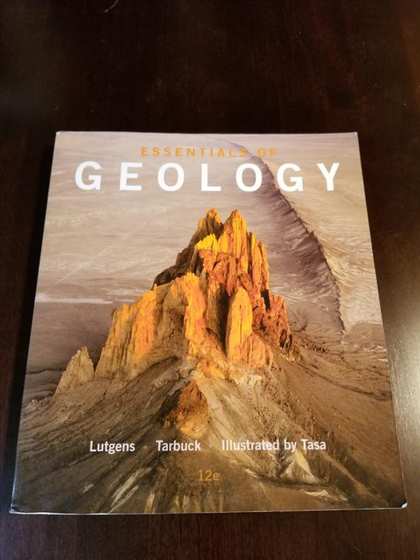Essentials Of Geology - 1st year Civil Engineering course