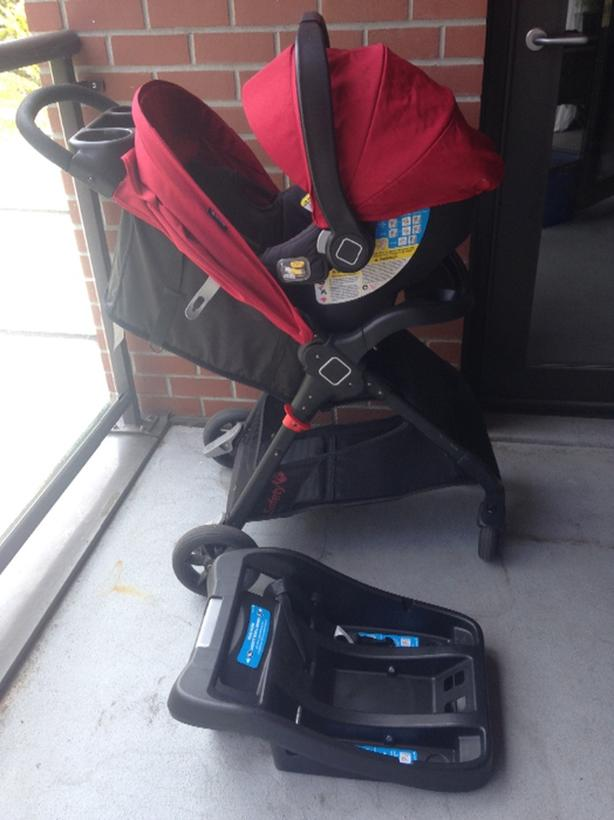 Safety 1st Stroller And Car Seat Combo