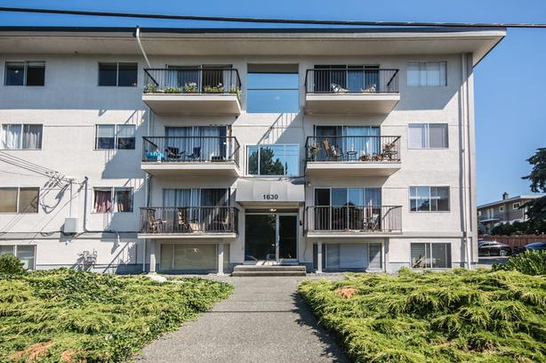 2 Bedroom 1 Bathroom Condo Close To Nanaimo Hospital