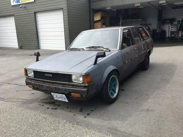 1982 Toyota Corolla Te72 Wagon 5spd Manual Victoria City Victoria