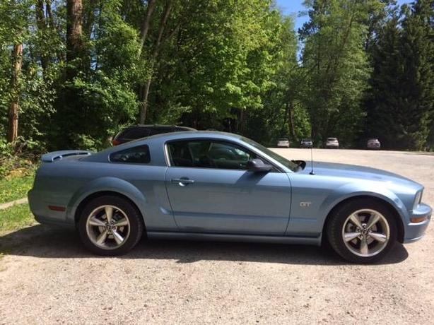2006 Mustang GT Low kms 115k Outside Victoria, Victoria