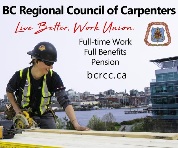 Carpenters and Apprentices Wanted
