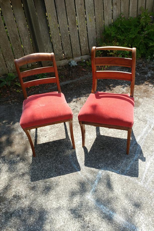 Chairs, vintage - 2