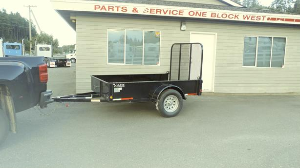 Vit 4x8 5x8 5x10 6x10 Oasis Utility Trailers Outside Comox Valley
