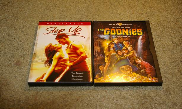 The Goonies and Step up