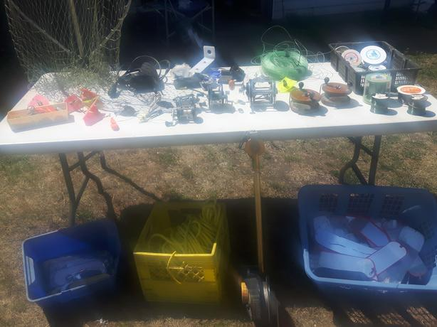 Lots of Great Tackle for Sale
