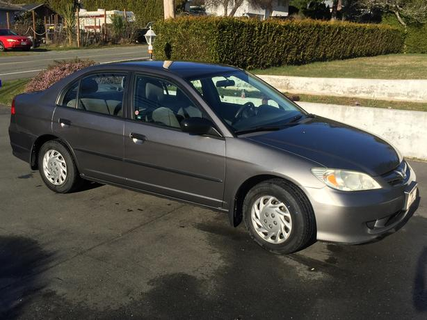 2005 Honda Civic DX $3000 Firm