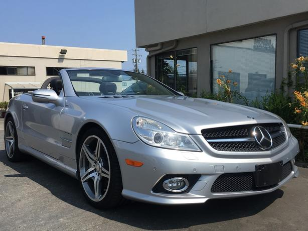 2012 Mercedes-Benz SL550 Grand Edition - ONLY 63,100 KM!!!!