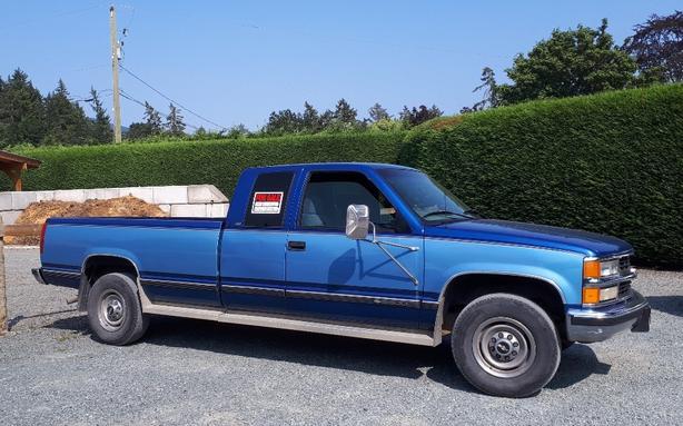1997 chevy silverado 2500hd
