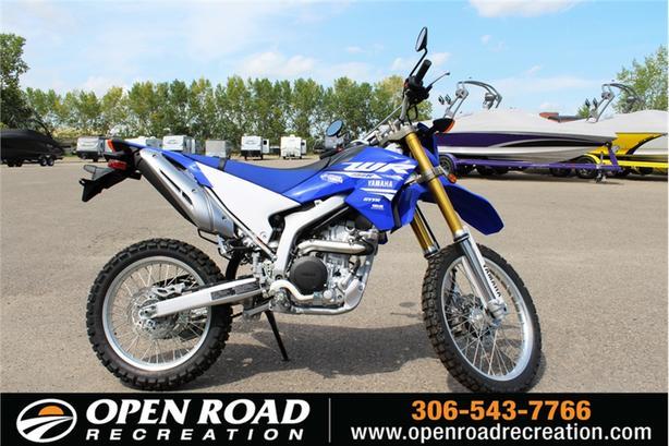 $7,549 · 2018 Yamaha WR250R